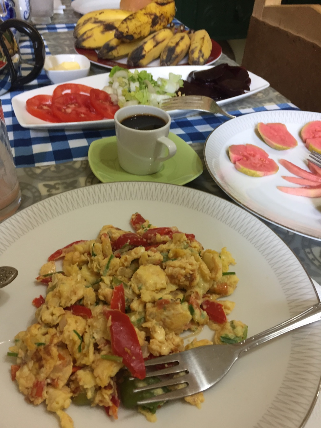 casa breakfast